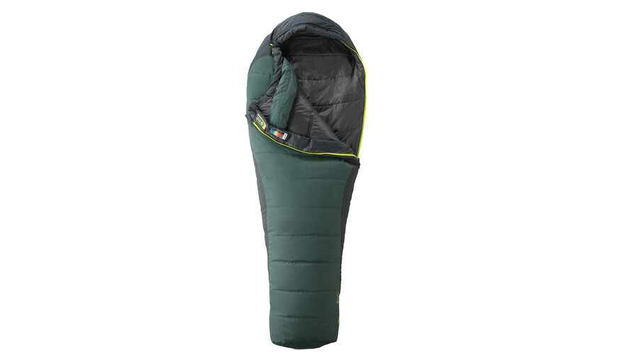 Marmot Electrum Sovepose Long grå/grøn